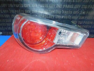2013-2014-2015-2016 Subaru Br Z Brz Scion Fr S Frs Left Side Tail Light Oem Used