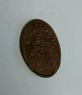 World Expo 88 Pressed Penny