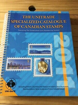 2011 The Unitrade Specialized Catalogue of Canadian Stamps