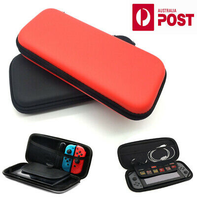 2 Color Nintendo Switch Shell Carrying Case Storage Bag Cover Case OZ
