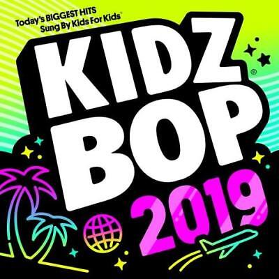 Kidz Bop Kids - Kidz Bop 2019 (CD ALBUM (1 DISC))