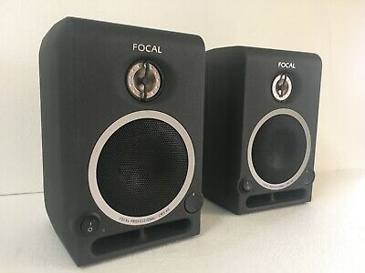 FOCAL CMS 40 Professional Studio Monitors Pair