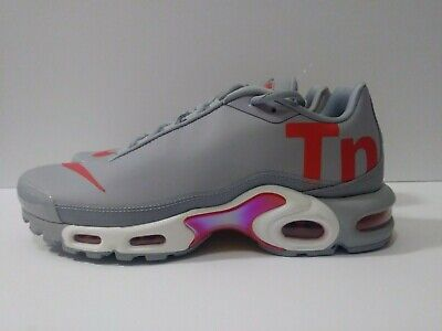 442fbfc26691 NEW NIKE AIR Max Plus TN Tuned Air SE Big Logo AQ1088-001 Speed Red ...