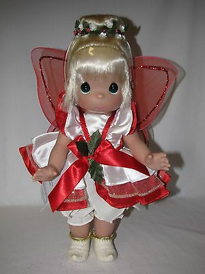 "Darling  New 12"" Precious Moments Disney Enchanted Tinker Bell Doll"