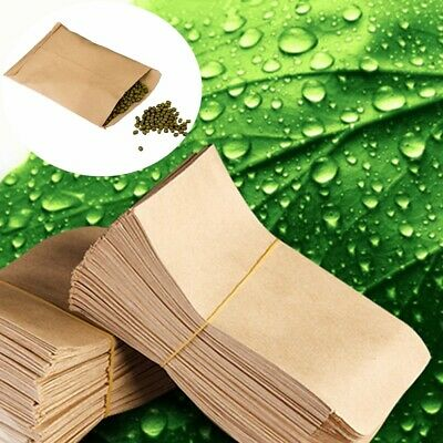 100 pcs Small Kraft Paper Candy Bag Vintage Wedding Vogue Paper Seed bag Hot