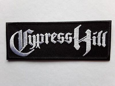 Cypress Hill American Heavy Hip Hop Rock Music Band Embroidered Patch Uk Seller