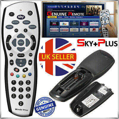 BRAND NEW GENUINE HD BOX REMOTE CONTROL 2019 REV 9f REPLACEMENT by VJK UK.