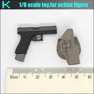 Y05-25 1//6 scale ES26029 PMC-Personal Security Detail Hardshell Pistol Mag Pouch