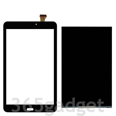 Black Touch Digitizer + LCD Screen For Samsung Galaxy Tab E 8.0 SM-T377 T377A