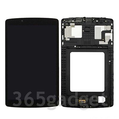 Frame CN FOR LG G Pad F 8.0 V495 V496 UK495 AK495 LCD Screen Touch Digitizer