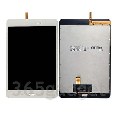 Touch Digitizer + LCD Display Screen for Samsung Galaxy Tab A 8.0 SM-T350 White