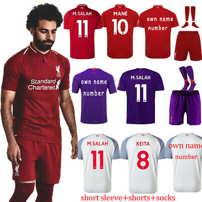 2019 Fooball Kits Soccer Suits Training Jerseys For Adults Kids 3-14Yrs