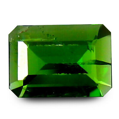 0.60 ct WORLD CLASS FIRE 100% NATURAL UNHEATED TOP GREEN RUSSIAN CHROME DIOPSIDE
