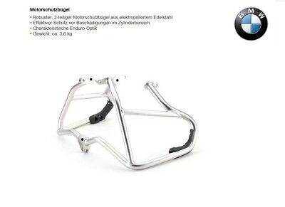 Original BMW R 1250 GS K50 Motorschutzbügel-Set R1250GS 46638389433/ 8389434 +