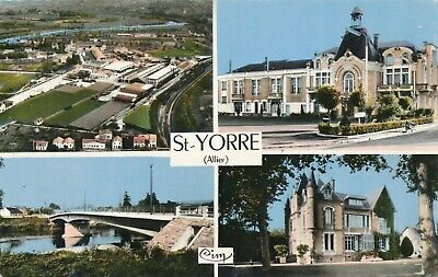 CP - France - (03) Allier - St.-Yorre