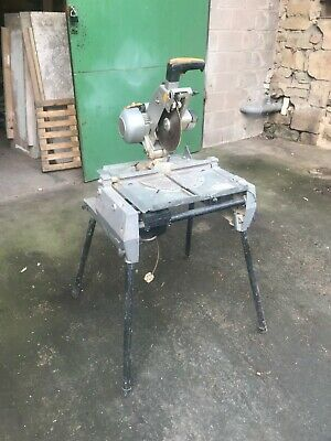 elu flip over saw, table saw and combi chop saw. Excellent working condition