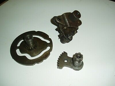"Norton ""Dolls Head"" Gearbox Parts"