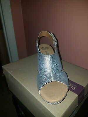 f9d4f5e4e 26133985 CLARKS WOMENS Wynnmere Avah Wedge Sandal- Choose SZ Color ...