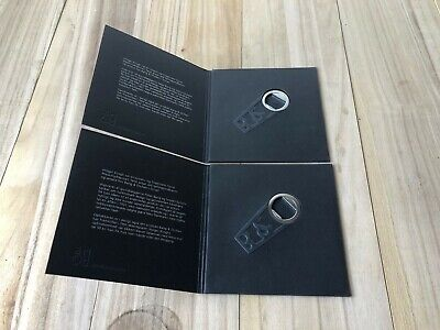Bang & Olufsen - B&O - 2 x Bottle Openers