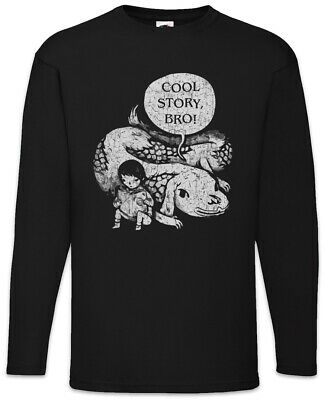 XXL Cool Story Bro T shirt Rude Sarcastic Tee Funny Mens Novelty Gift Top S