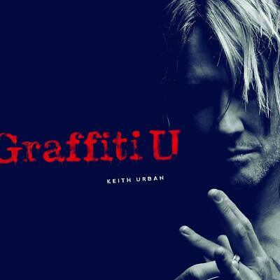 Keith Urban - Graffiti U - New CD Album - Released 08/03/2019