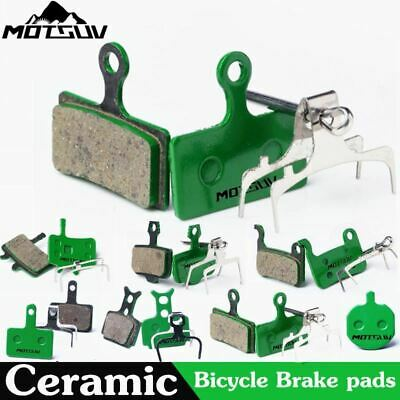 Bicycle Ceramics Disc Brake Pads Hydraulic For SHIMAN0 SRAM AVID HAYES TEKTRO Ma