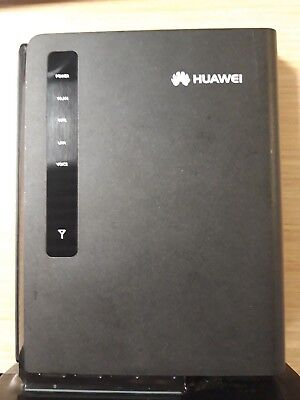 HUAWEI E5172 SO-HO CPE 4G LTE Mobile Broadband router LAN/ WiFi Hotspot