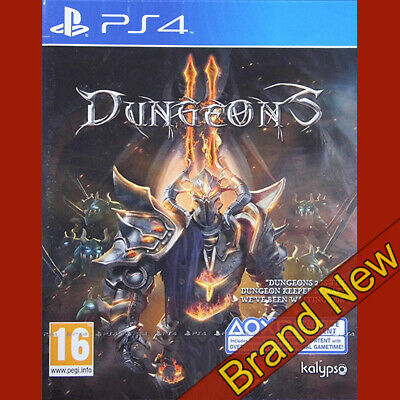 DUNGEONS 2 II - PlayStation 4 PS4 ~16+ Brand New & Sealed