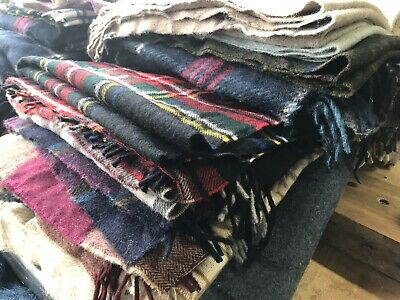 All Wool Fents Woven In Yorkshire 1800 Grams Of Checks//HerringBone And Plain.