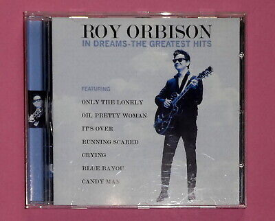 Roy Orbison : In Dreams - The Greatest Hits CD (2006) - 20 track live recording