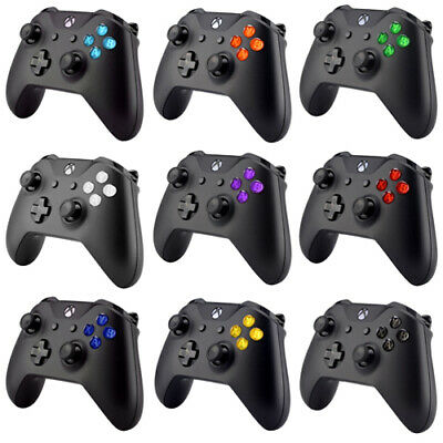 Xbox One S & Xbox One X Transparent Controller Buttons Replacement Kit (ABXY)