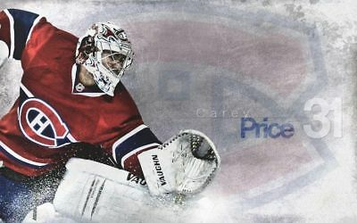 2 Montreal Canadiens vs Florida Panthers Tickets - 306 ROW A - March 26