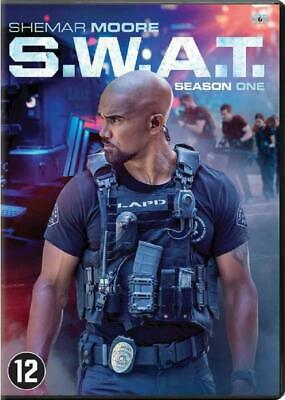 SWAT S.W.A.T. COMPLETE SEASON 1 DVD First Series New UK Compatible Sealed R2