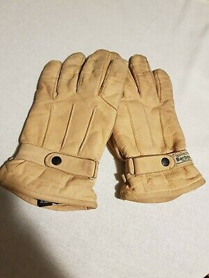 bba4128019d BARBOUR MENS COW Nubuck Leather Gloves. Size M (9-10) Used. - £15.05 ...