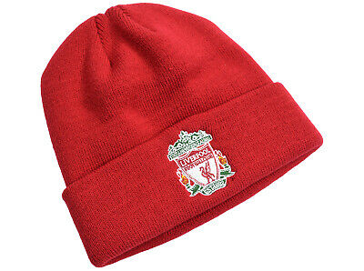 Liverpool  FC  Official Football Club  Bronx  Hat Crested Red     FREE (UK) P+P