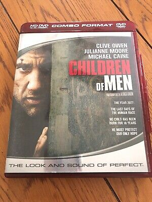 Children Of Men - Blu Ray and DVD Combo