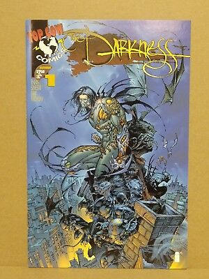 Darkness 1 (1996) Cover A Image Top Cow Comics Marc Silvestri