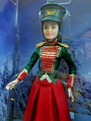 NEW Barbie, Nutcracker and the Four Realms, Clara's Soldier Uniform Doll. Disney