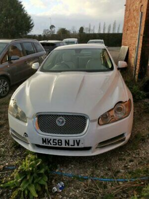 2008 (58) Jaguar XF Premium Luxury D V6