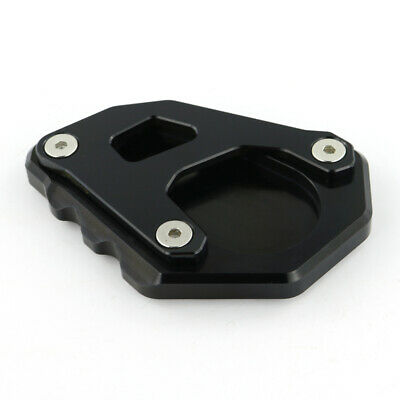 For 2015-2019 KTM 1050 Adventure 2018 CNC Side Stand Kickstand Enlarge Plate Pad
