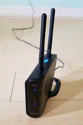 BELKIN WIRELESS N ROUTER F5D8236-4 DRIVER FOR WINDOWS 8
