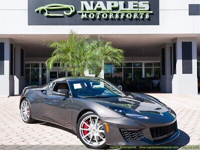 2018 Evora 400 PECIAL ORDER 1 OF 1 MADE Sienna Stone/Tan Leather Automatic Navi Sport Exhaust