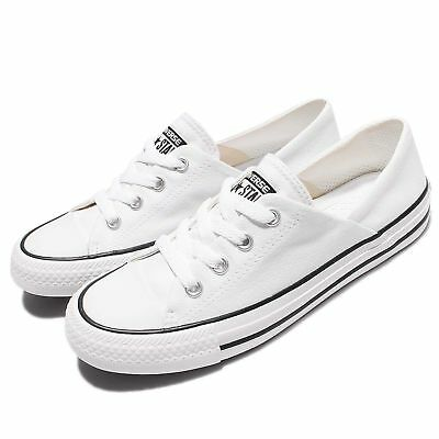 eea6b3a4d951 Converse Chuck Taylor All Star Low Top Coral 555901C Women s - White Black  White