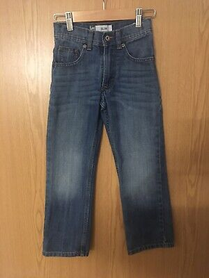 Lee Dungarees Slim boys Jeans size 7x regular