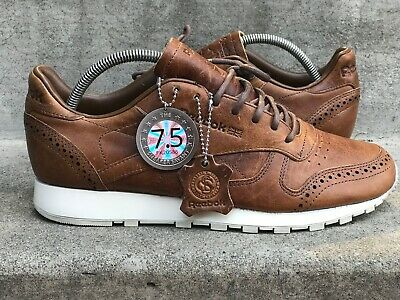 """Horween x Reebok Classic Leather """"Brogue"""" Pack 