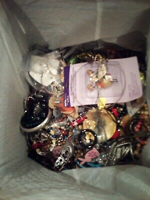 HUGE lot of vintage estate jewelry 22 LBS