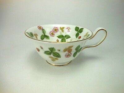 Wedgwood Wild Strawberry Tea Cup Porcelain CUP ONLY