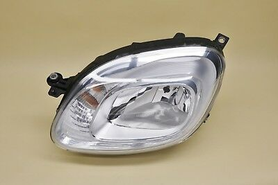 Headlight headlamp Fiat Panda III MK3 2012-2018 left side, passenger side, N/S