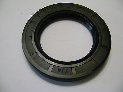 TC 45 68 10 METRIC DOUBLE LIP OIL SEAL 45X68X10 FKM 45X68X10VTC VITON HIGH TEMP