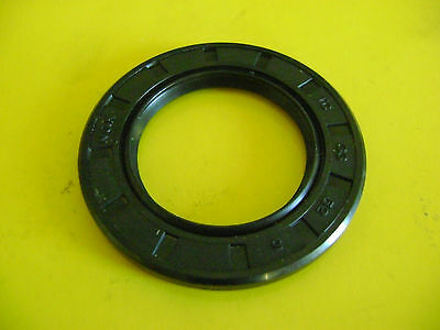 NEW TC 33X52X5 DOUBLE LIPS METRIC OIL / DUST SEAL 33mm X 52mm X 5mm